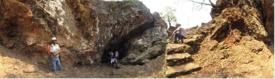 Analysis of the Sterkfontein Cave Site in South Africa