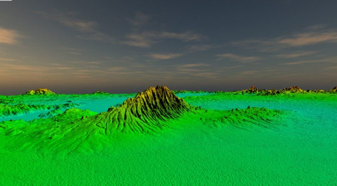 A High-Resolution Digital Elevation Model of the Turkana Basin