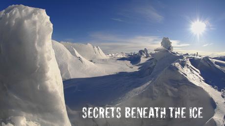 Video: NOVA's 'Secrets Beneath the Ice'